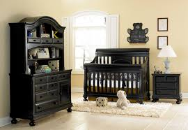 Stylish Black Baby Furniture Best Ideas About Black Nursery