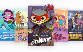 Epic   The Leading Digital Library for Kids   Unlimited Access to 40,000 of  the Best Children's Books & Learning Videos