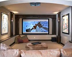 Basement Design Ideas Awesome Basement Media Room Design Ideas Great Art R See More For Small
