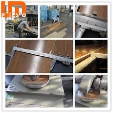 8mm HDF Laminate Flooring With 2mm EVA Soundproof Underlay