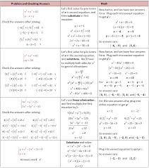 systems of non linear equations
