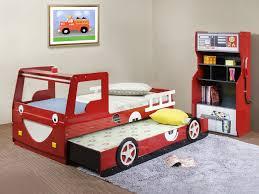 Kids Bed With Bookshelf Kids Twin Bed Bedroom Design Ideas