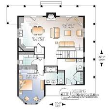 Awesome Plan De Maison Plainpied Enchanteur Maison De Campagne Plan