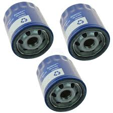AC Delco PF46 Engine Oil Filter Set of 3 for Chevy GMC Cadillac ...