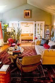 White Bohemian Living Room  A Sneak Peak  SongbirdBohemian Living Rooms