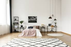 black and white moroccan rugs are this season s hottest interior design trend