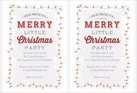 Free Christmas Invitation Template Free Holiday Invitation Template Inspirational 32 Christmas