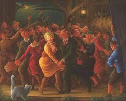 "Barn Dance"" by Clyde Singer - Jonathan Boos"