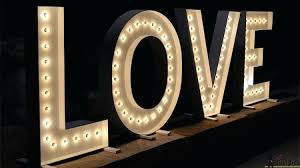 marquee letters marquee light up letters diy