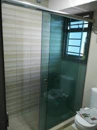 sliding glass shower screen my