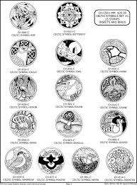 Celtic Symbol Chart Celtic Symbols And Meanings Chart Google Search Wood