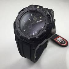 luminox watch men s luminox sentry blackout military diver s watch 0201 bo