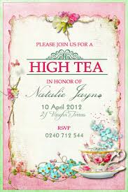 ideas about tea party invitations tea ideas invitation card party invite victorian tea wedding make your own party invitations decorate ideas high print party invitations clip art surprise party