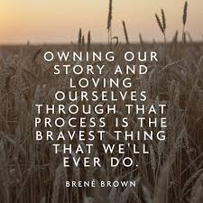 Self Acceptance Quotes Fascinating Love Quote Quote About SelfAcceptance Brené Brown QuotesViral