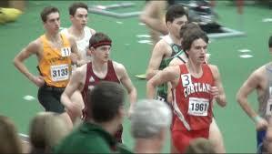 aidan gilson in the mile run