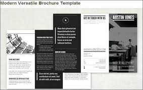Case Study Booklet Architecture Brochure Design Pdf Templates For ...