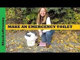 diy portable toilet