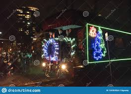 Prescott Christmas Lights 2018 Cp Rail Holiday Train In Port Moody 2018 Editorial Stock