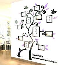 family tree picture frame wall hanging wall tree picture frame family tree picture frame wall acrylic