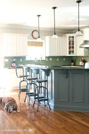 off white painted kitchen cabinets. White Painted Kitchen Cabinets Before And After Photos Of A That Had Its Lots Diy Antique Off