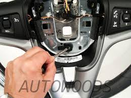gm cruze leather steering wheel technical guide 2010 2011 chevy cruze steering wheel removal and dis assembly instructions