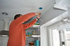 installing ikea pendant light over sink