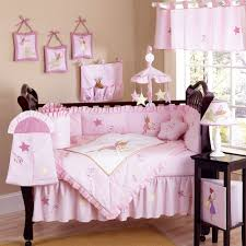 heavenly images of baby nursery room decoration with baby crib bedding set gorgeous girl baby