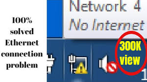 Ethernet Not Lighting Up 100 Solved 2019 New How To Fix Ethernet Connection Problem In Windows 10 Working