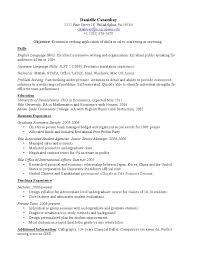 Sample Resume For Chemistry Teachers Sample Resume Teacher Candidate  Student Resume Economics