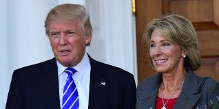 Image result for betsy devos