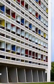Unité Dhabitation Briey En Forêt Le Corbu Le Corbusier