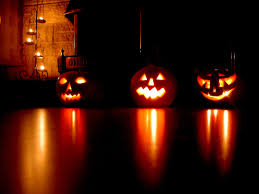 halloween lighting ideas. Candlelight Halloween Lighting Ideas E