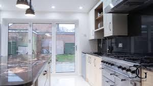 the longest glass kitchen splashback in the uk creoglass
