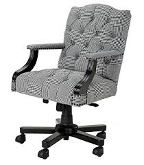 luxury office chair. luxuryexecutiveofficechairblackwhitecheckeredswivel luxury office chair