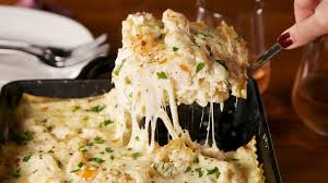 Best Seafood Lasagna Recipe - How to ...