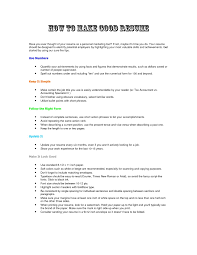 Six Steps To Job Search Success 1 0 1 Flatworld Resume For Study