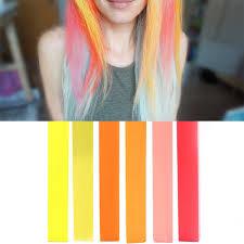 Best Orange Ombre Hair Dye Set