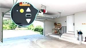 how to fix garage door sensors garage door sensor lights garage door not closing easy fix