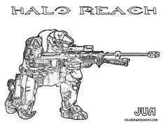 Small Picture Printable Halo Coloring Pages For Kids For the Kid Pinterest