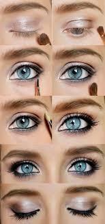diy makeup tutorials how to do y blue eyes makeup gold eyeshadow tips by makeup tutorials do you