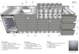 Outdoor Kitchen Australia Schmick Alfresco Outdoor Kitchen Setup With Barbecue Sink And