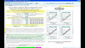 Lease Spreadsheet Capital Lease Excel Template Amortization Schedule