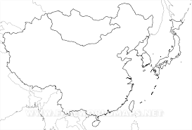 blank map of asia black and whitecom com printable draw tickets printable food clipart printable outline map of printable map of asia pacific printable map of northern