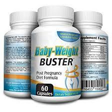 baby weight buster post pregnancy weight loss supplement pills vitamins plex