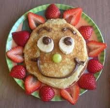 Resultado de imagen de platos decorados para niños