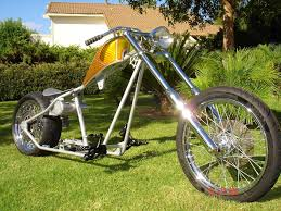west coast choppers cfl frame gas and oil tanks plus more