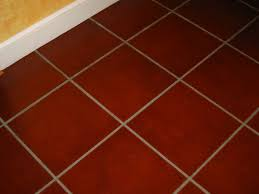 Red Floor Tiles Kitchen Red Tile Flooring Droptom