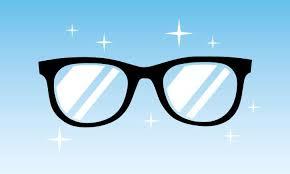 clean glasses