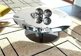 chrome round coffee table chrome round coffee table to expand living living modern chrome coffee