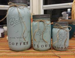 Rustic Kitchen Canister Sets Canister Etsy